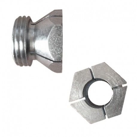"Bush for retrofitting smooth Igniter - 3/8"" thread"