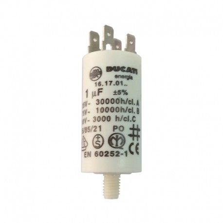 Motor capacitor 12AG044 1uF