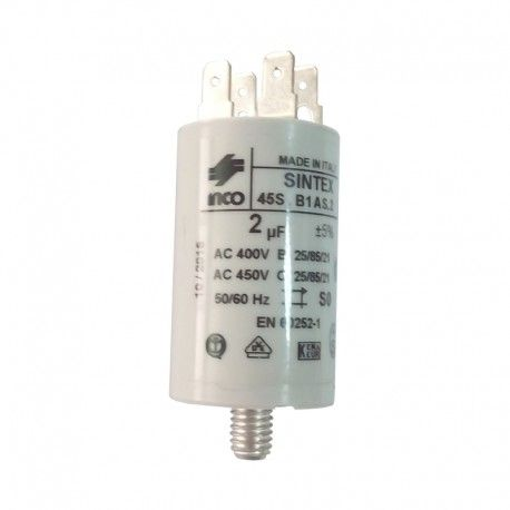 Motor Capacitor 12AG201 2uF